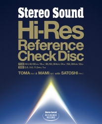 Stereo Sound Hi-Res Reference Check Disc (BD-ROM+CD) SSRR9〜10