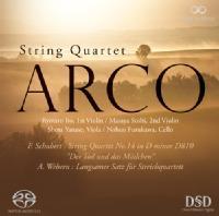 ARCO/死と乙女 (SACD/CD) MECO-1050 レコードショップ ステレオ ...